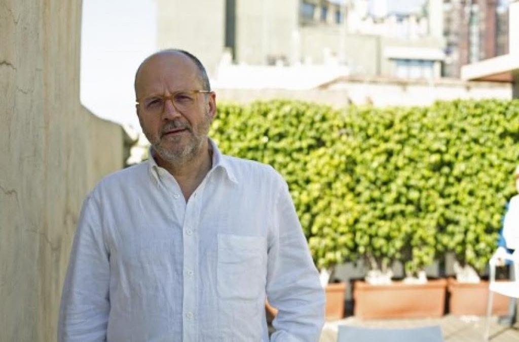 El periodista Ramon Besa, convidat al 'Canya roig-i-negra!' de dimecres 17 de maig