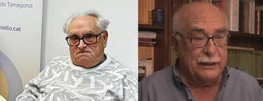 🔊 Recuperem dues converses amb Xavier Amorós i Josep Gil i Ribas, nous membres de la Galeria de Fills Il·lustres de Reus