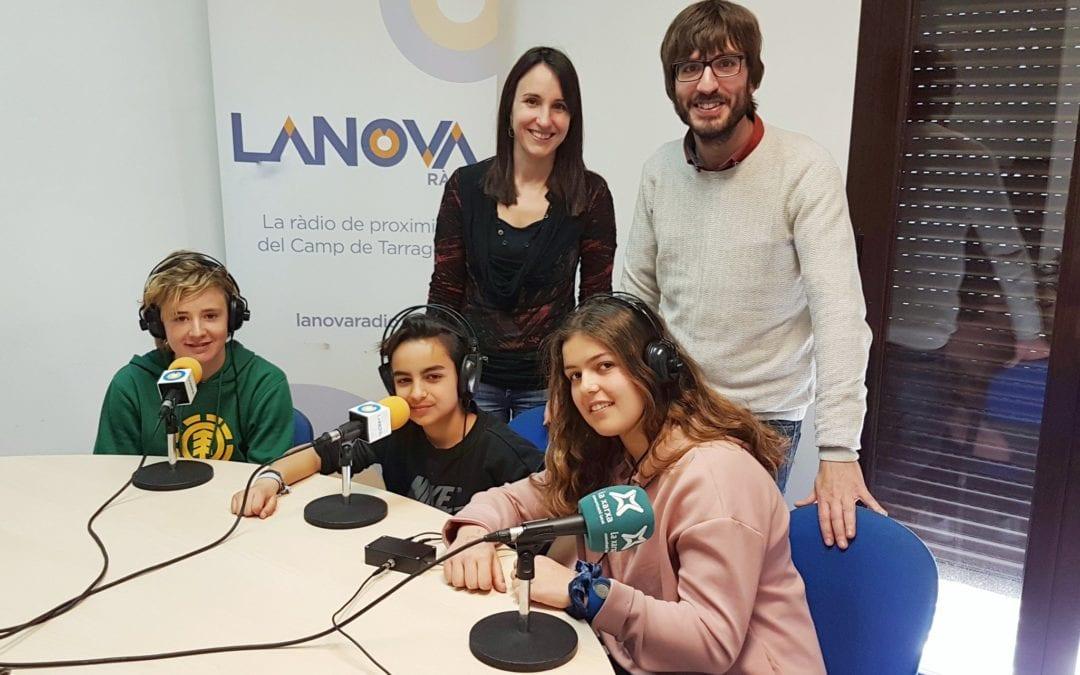 Alumnes del Col·legi Francés de Reus participen en un nou capítol del 'Pica Lletres'