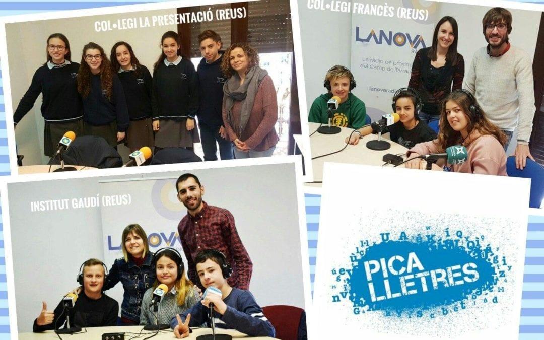 LANOVA Ràdio emet una nova temporada del 'Pica Lletres' els dimarts i els dijous