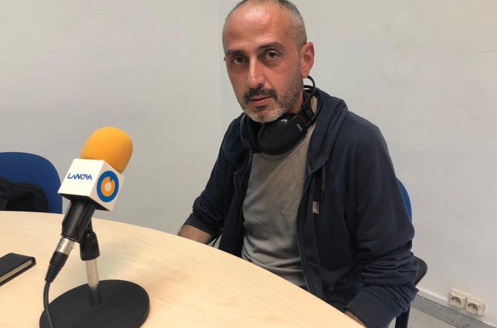 """🔊 A """"Carrer Major"""" parlem amb el director de 'Mesura per mesura' de la companyia TEBAC, Miquel Àngel Fernández"""