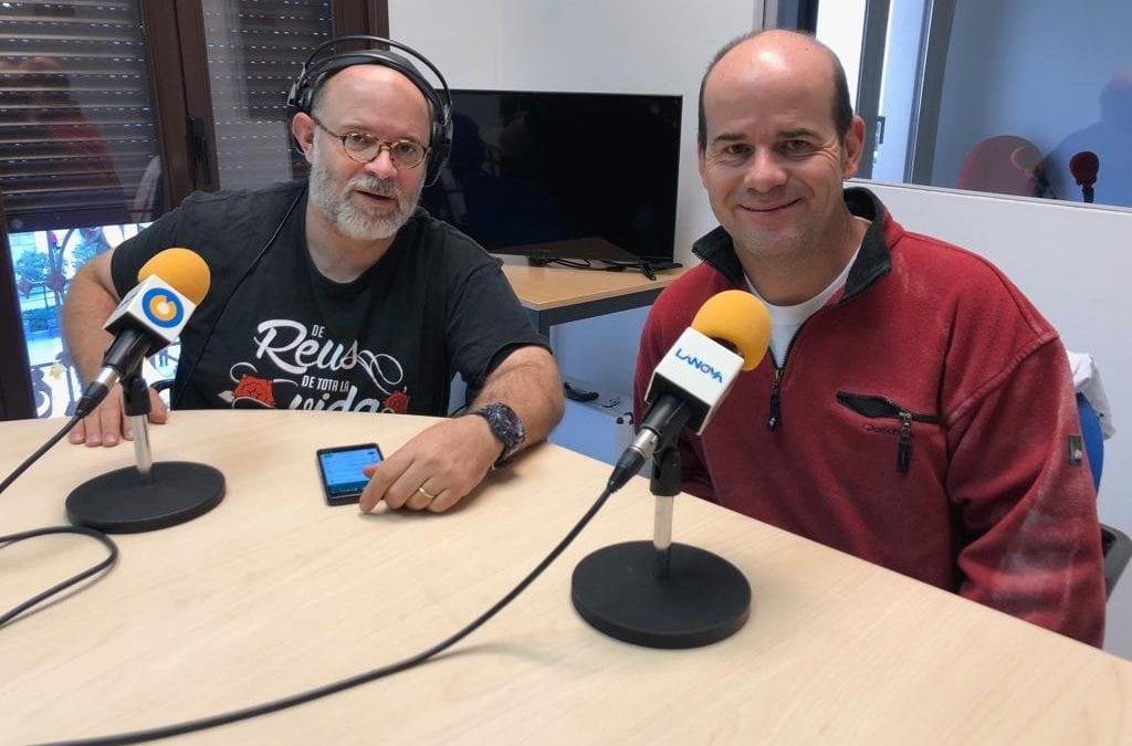 """🔊 Al """"Carrer Major"""" parlem amb els germans Pàmies del Forn Sistaré després d'aconseguir la segona estrella de la Ruta española del buen pan"""