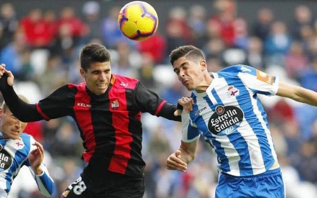 """🔊  """"LANOVA En joc"""" – Deportivo 2 – CF Reus 0"""