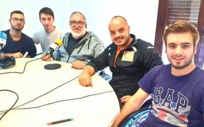 """🔊 El """"Fot-li Esports!"""" rep el CE Costa Daurada de bàsquet en cadira de rodes"""