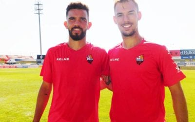 """🔊 Adrià Arjona i Rubén Enri del Reus B Cambrils parlen pel """"Fot-li Esports!"""""""
