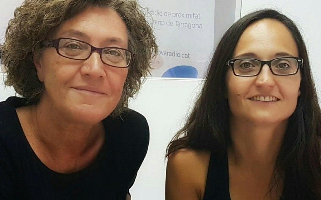 """🔊 El """"Vols venir a la meva barca?"""" amb Tecla Martorell, autora d'un llibre que recrea la vida de cinc dones a la presó de les Oblates de Tarragona"""