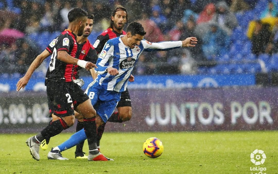 🔊  El CF Reus torna amb les mans buides de Riazor