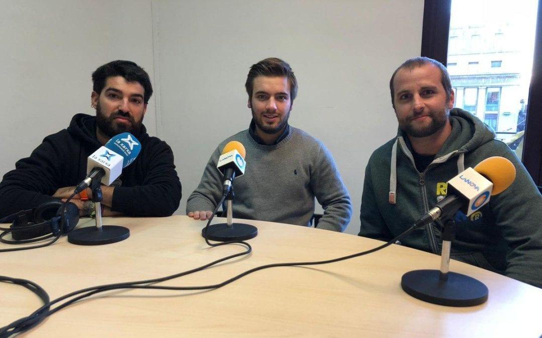 """🔊 Els Reus Imperials visiten el """"Fot-li Esports!"""" abans d'arrencar temporada"""