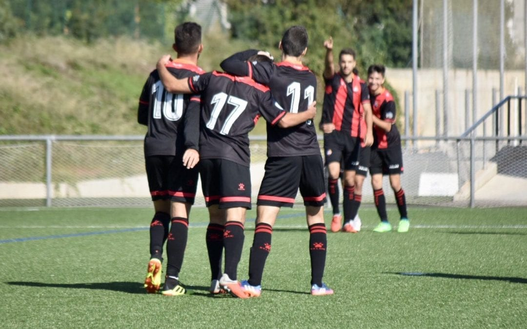 🔊 Segona victòria consecutiva del Reus B Cambrils després de guanyar al Castelldefels