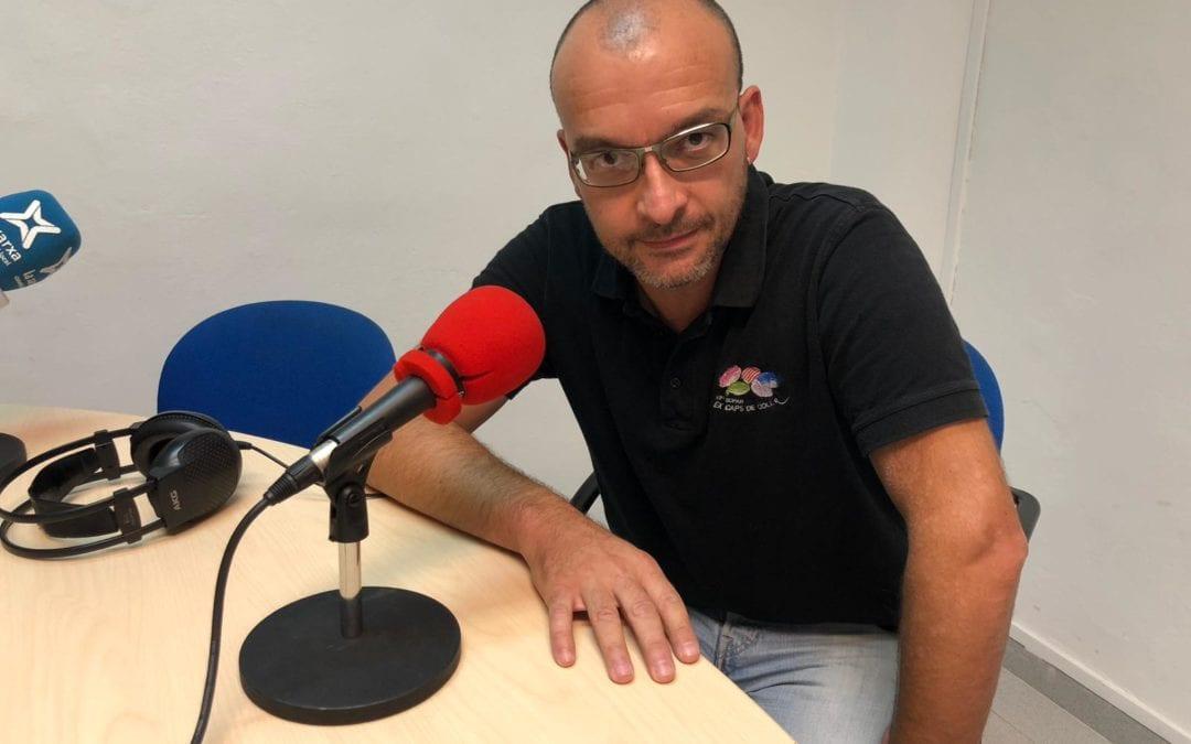 """🔊 Tertúlia post Santa Úrsula i prèvia a Tots Sants amb Jordi Andreu i Txatxi Gómez a """"L'Agulla"""""""