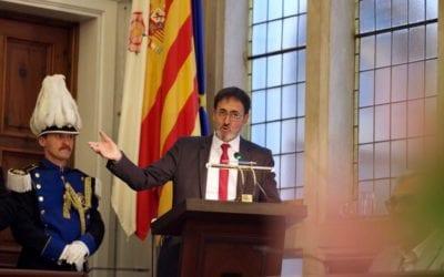 🔊 Pregó de Sant Pere 2018 a càrrec de Xavier Graset