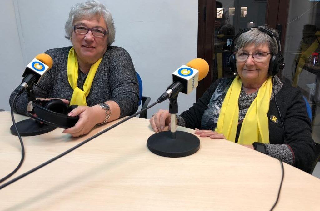 """🔊 A """"Carrer Major"""" parlem amb dues àvies que van impulsar el grup d'Avis i Àvies de Reus per la Llibertat"""