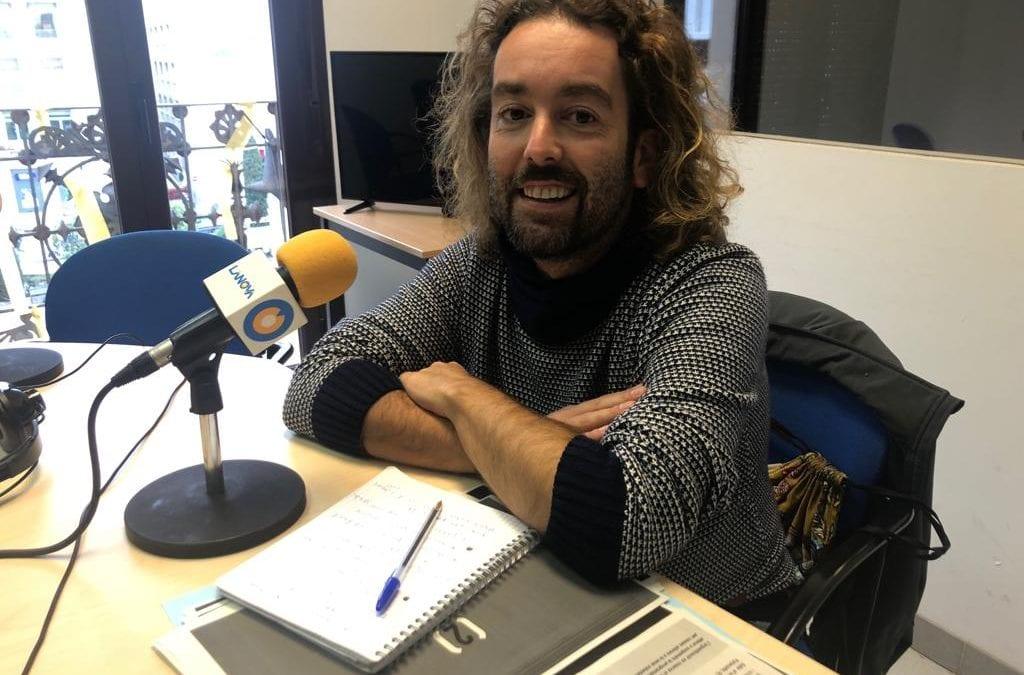 """🔊 La gestió de la crisi dels refugiats amb el director del Centre d'Acollida de Refugiats de Reus, Óscar Revilla, a """"Carrer Major"""""""