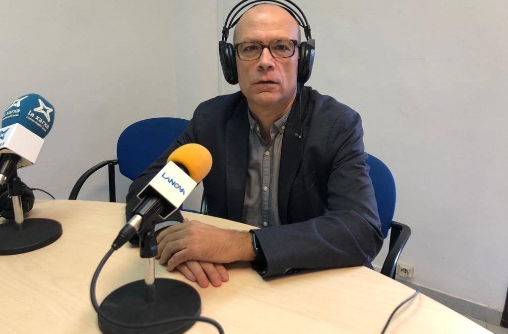 """🔊 A """"Carrer Major"""" parlem amb el director de l'Institut Baix Camp, Josep Lluís Gabriel, després que el centre hagi estat reconegut amb un diploma europeu d'excel·lència"""