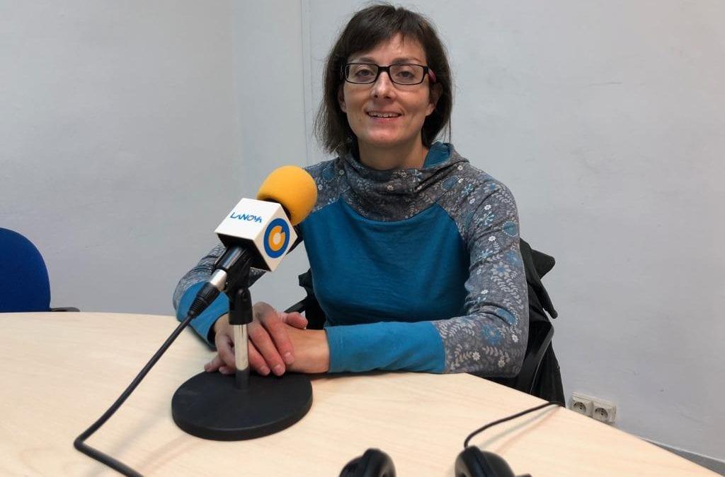 """🔊 Núria del Cacho de Gelats i Torrons Xixona de Reus ens presenta l'Associació de Torroners Xixonencs de Catalunya a """"Carrer Major"""""""