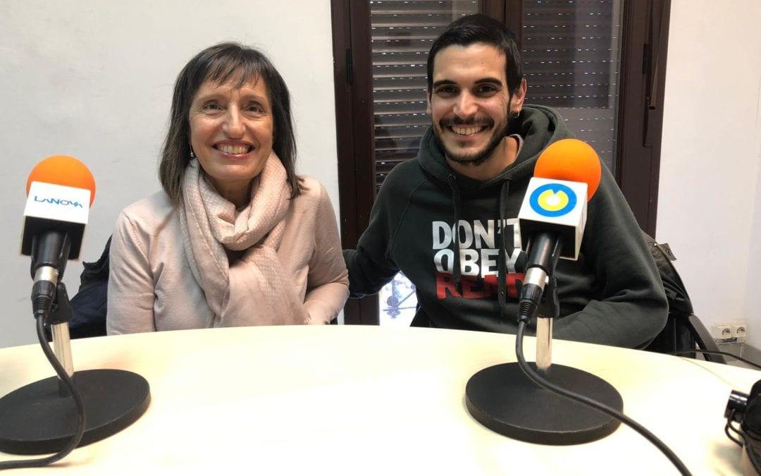 """🔊 A """"Carrer Major"""" parlem amb dos voluntaris de Reus Refugi"""