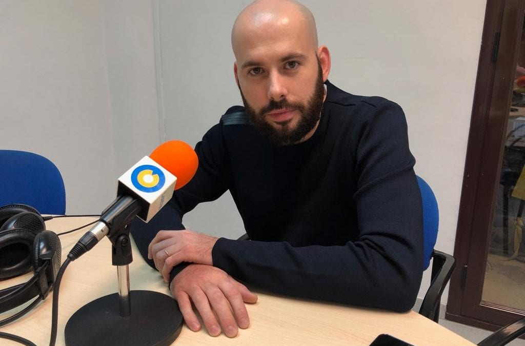 🔊 Entrevista a Arnau Bosch, cap de cuina del restaurant Can Bosch després de revalidar l'estrella Michelin