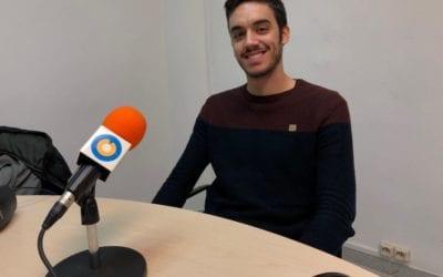"""🔊 Parlem amb dos dels guanyadors del 3r Premi de Periodisme Joan Marc Salvat a """"Carrer Major"""""""