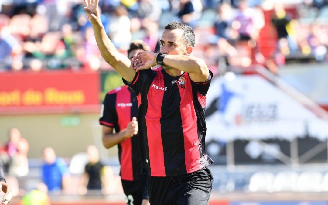 """🔊 El CF Reus busca tres punts d'or davant l'Extremadura en el partit """"més important fins ara"""", segons Bartolo"""