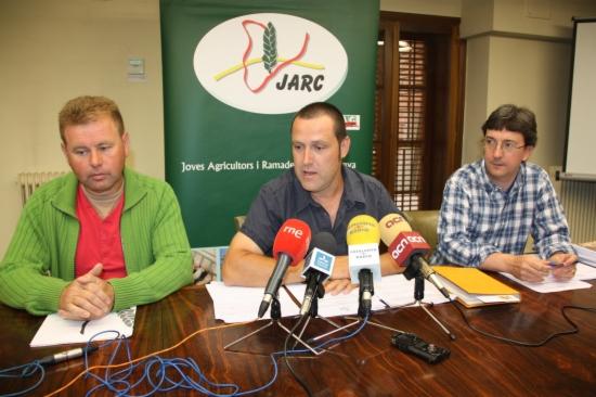 🔊 La JARC denuncia que la Llotja de Reus fixa el preu de l'avellana massa baix