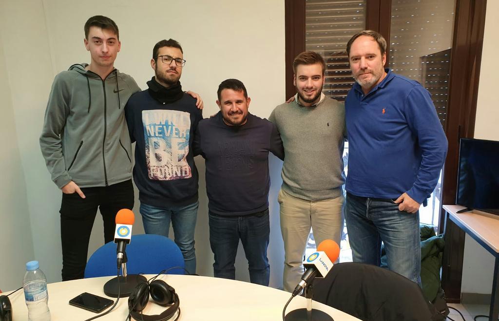 """🔊 Els entrenadors del Mas Pellicer i el Pare Manyanet, els equips de futbol reusencs a Tercera Catalana, junts al """"Fot-li Esports!"""""""