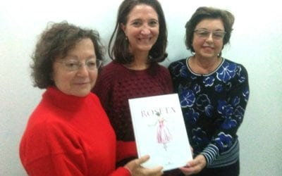 """🔊 El llibre """"Roseta"""" al """"Vols venir a la meva barca?"""", amb M. Lluïsa Amorós, Teresa Llorach i Carme Puyol"""
