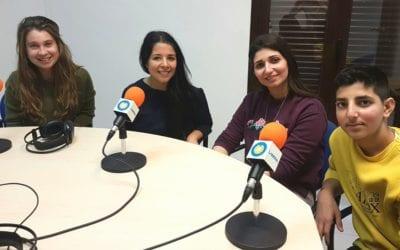 "? ""Casa Meva"": Síria amb Nour Alchikh Oughlli, Heba Alrifai i Nauras"