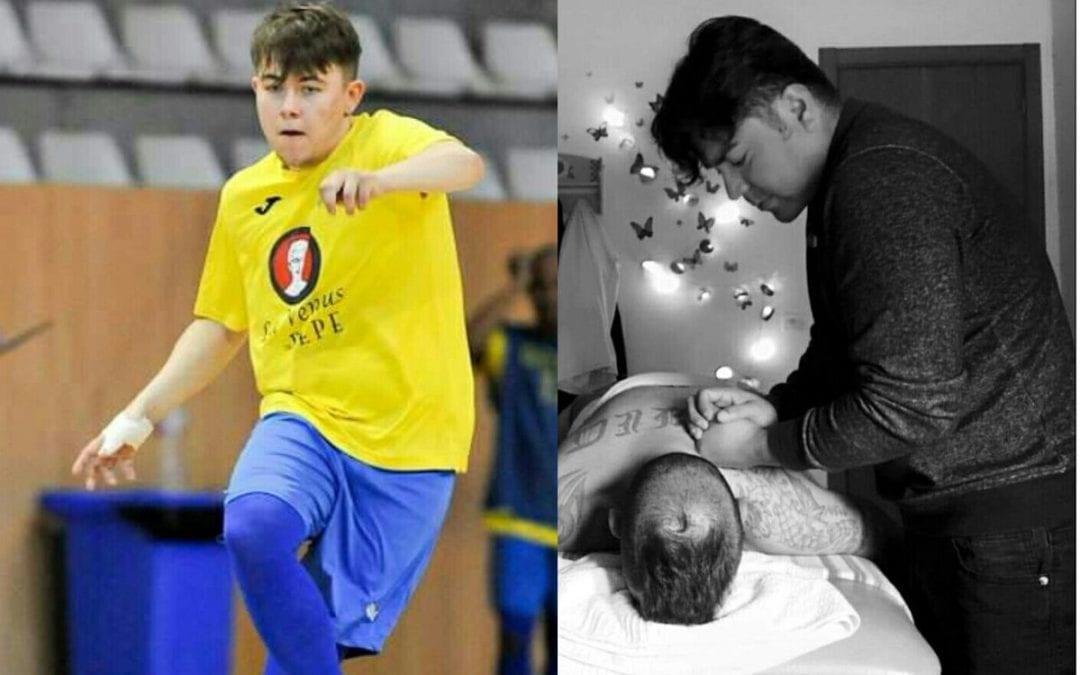"""🔊 Tertúlia """"El català entre els joves esportistes"""" amb Vladislav Kushnir i Elam Dávila"""