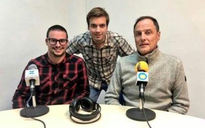 """🔊 El """"Fot-li Esports!"""" conversa amb l'equip de waterpolo del CN Reus Ploms"""