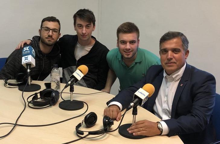 """🔊 El """"Fot-li Esports!"""" entrevista el regidor d'Esports de Reus, Jordi Cervera"""