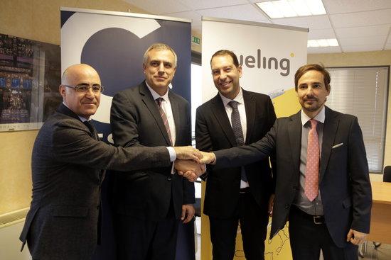 🔊 L'escola d'aviació CESDA formarà un centenar de pilots per a Vueling