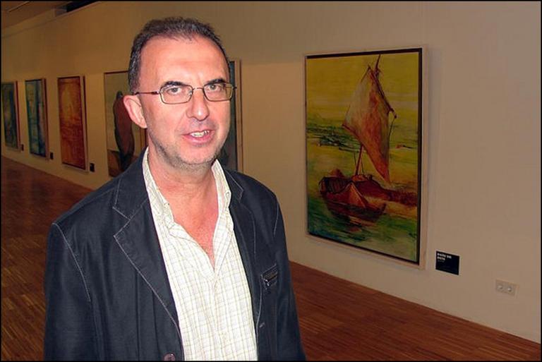 """🔊 Magí Sunyer presenta el quart volum de l'obra completa de Josep A. Baixeras al """"Vols venir a la meva barca?"""""""