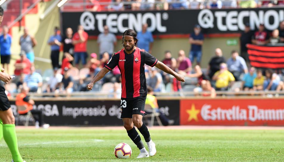 """🔊 Mario Ortiz, després del CF Reus – Lugo: """"Hem aconseguit no perdre però a casa hem d'intentar sumar de tres en tres"""""""