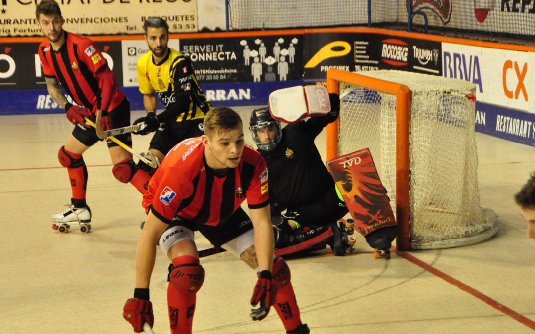 🔊 El Reus Deportiu d'hoquei patins encara el 2019 invicte