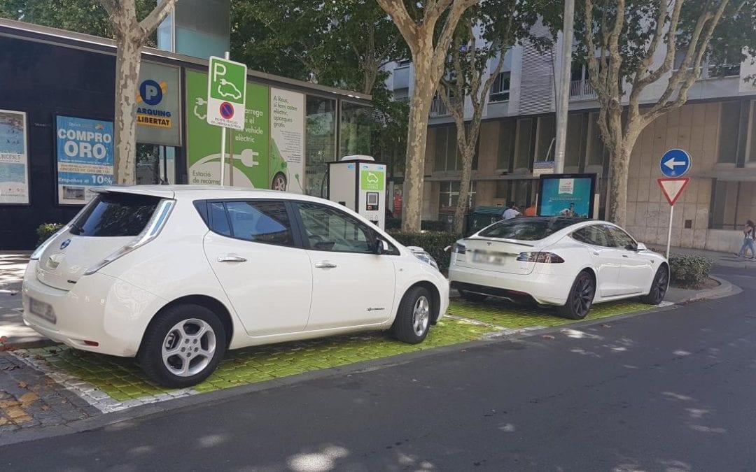 🔊 L'Ajuntament de Reus licitarà a finals de novembre la compra de deu vehicles elèctrics compartits pels treballadors