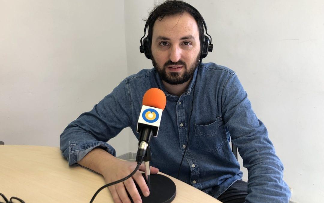 """🔊 Lluís Capdevila: """"Volia comprovar si el so del piano afecta el vi"""""""