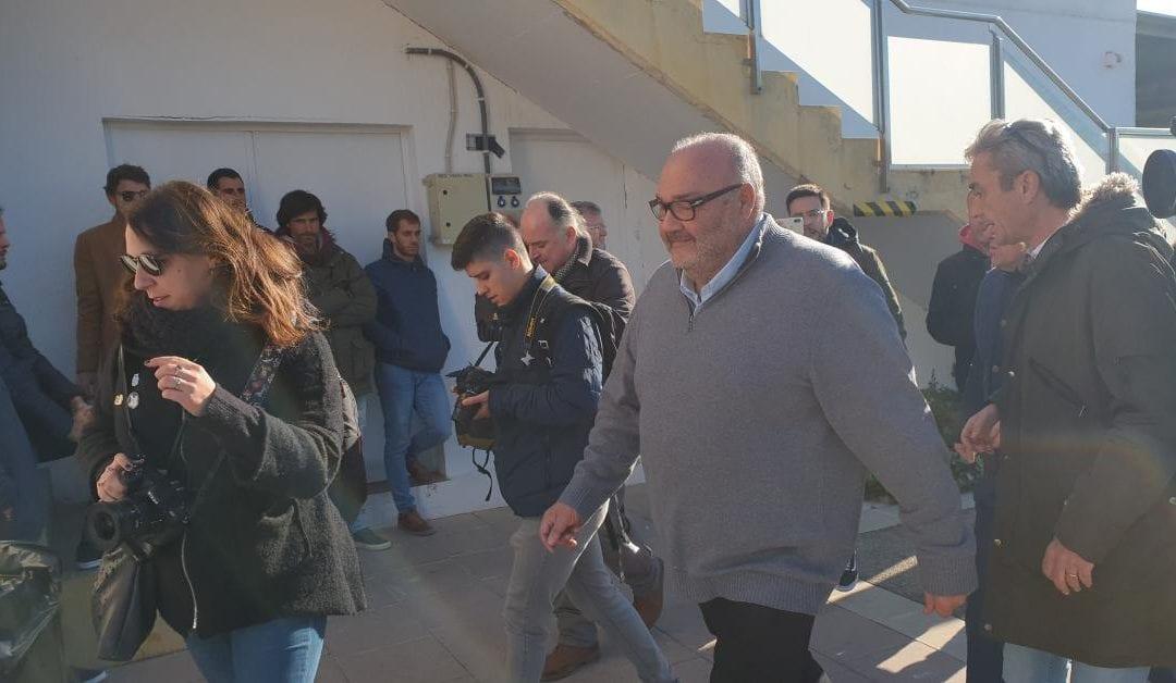 🔊 Joan Oliver admet que no ha tancat cap operació per vendre el CF Reus tot i haver dit el contrari
