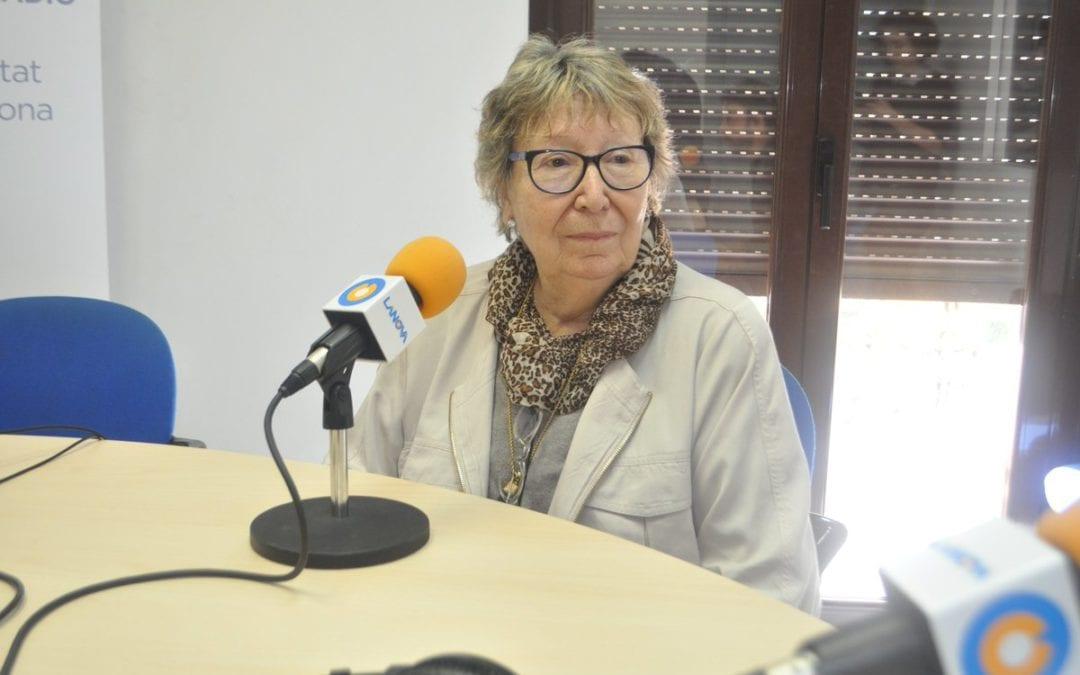 """🔊 Joana Biarnès, la fotoperiodista que protagonitza el documental """"Una entre tots"""""""