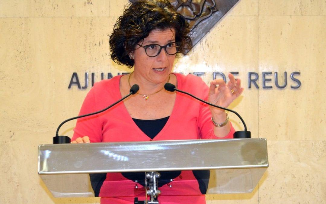 """🔊 Montserrat Vilella: """"Esperem que tots els grups donin suport a la fórmula que hem trobat per obrir la residència d'Horts de Miró"""""""