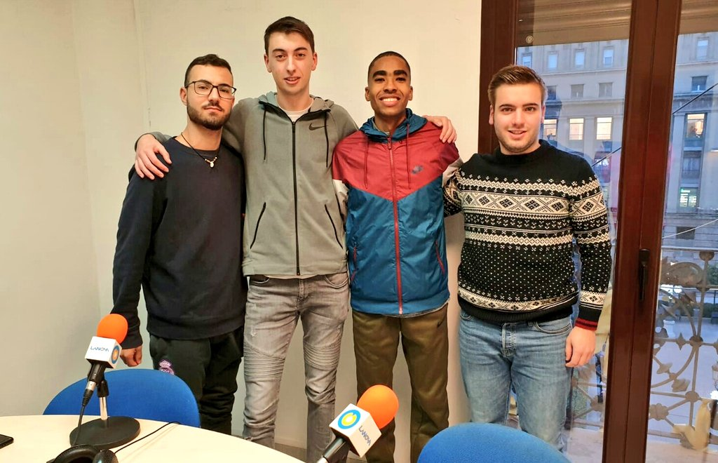 """🔊 L'atleta Abdessamad Oukhelfen visita el """"Fot-li Esports!"""" després de guanyar campionats tant a Espanya com a França"""