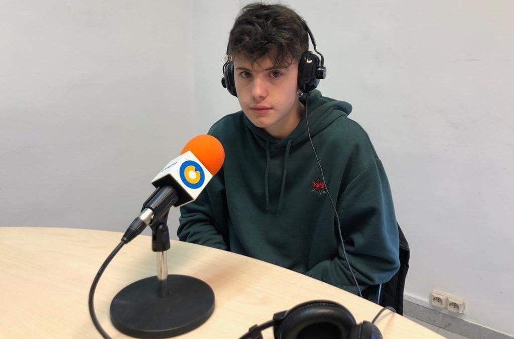 🔊 El jove estudiant de batxillerat, Marc Mas explica com ha creat el joc per a mòbils 'Cubbing'