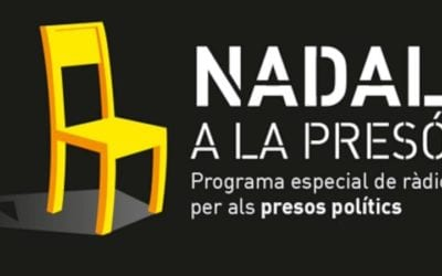 """🔊 Recupera """"Nadal a la presó"""", l'espai especial dedicat als presos polítics"""