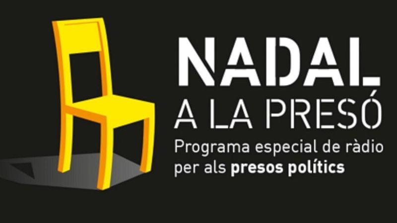 LANOVA Ràdio de Reus emetrà 'Nadal a la presó', un programa especial dedicat als presos polítics