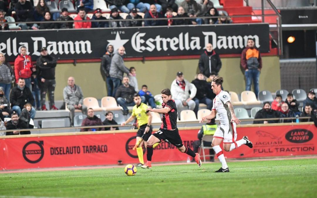 🔊 El CF Reus no aixeca cap i encadena quatre derrotes consecutives