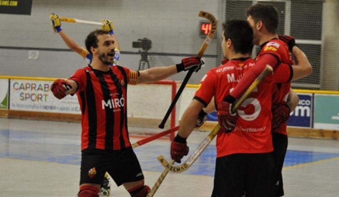 🔊 El Reus Deportiu goleja el Caldes i segueix invicte a l'Ok Lliga