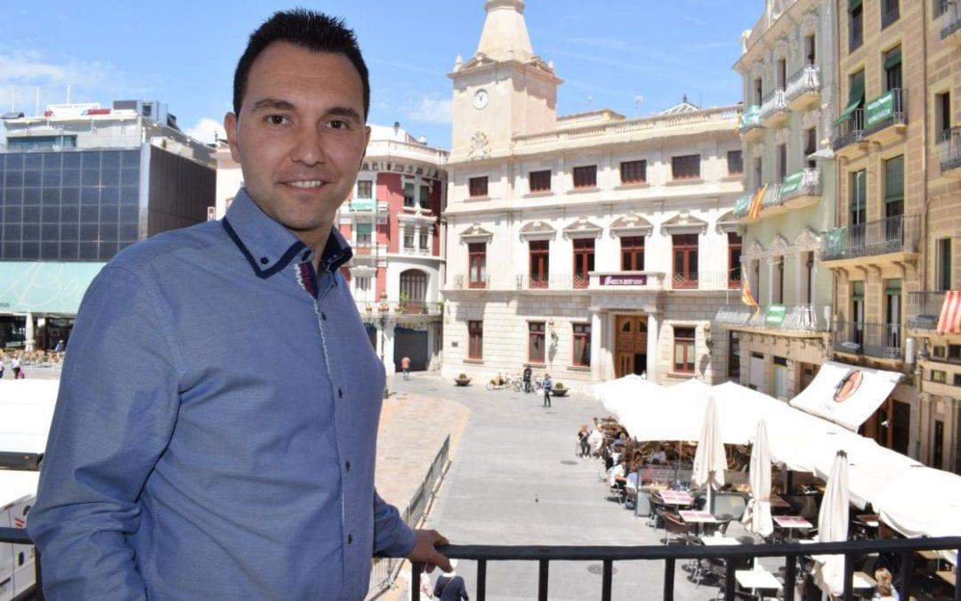 🔊 Dani Rubio (Ara Reus) es querella contra Marta Llorens (CUP) per haver dit que té interessos personals en el contracte de la brossa
