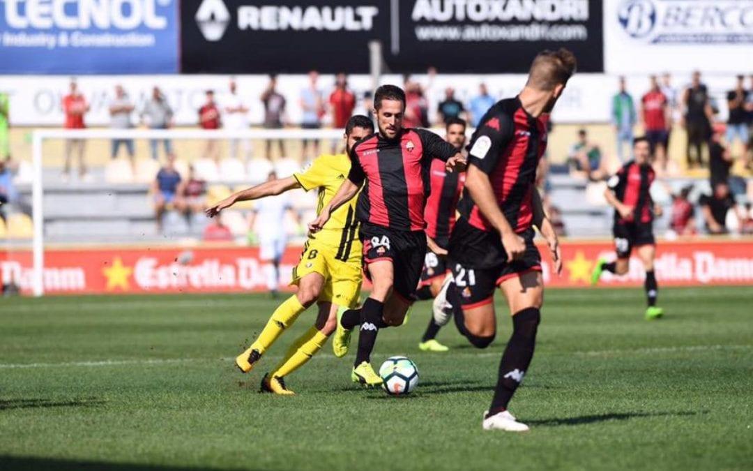 🔊 El CF Reus no s'escapa del malson abans de rebre l'Osasuna