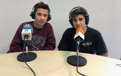 🔊 Descobrim el parkour amb dos joves de Reus que el practiquen, Pau Ramos i Éric Rodríguez