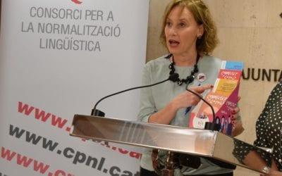 """🔊 """"Com promovem el català entre els joves?"""" amb Anna Saperas"""