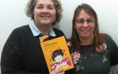 """🔊 Judit Robert i Susanna Giner expliquen el llibre """"Animalades"""" al """"Vols venir a la meva barca?"""""""